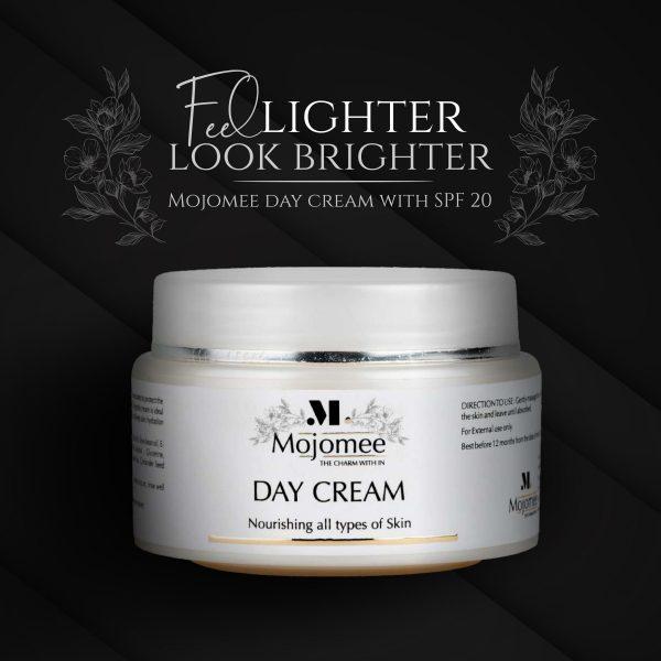 Day cream for men