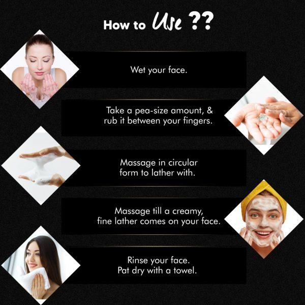 face cream soap benefits