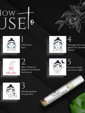 Premium face serum online