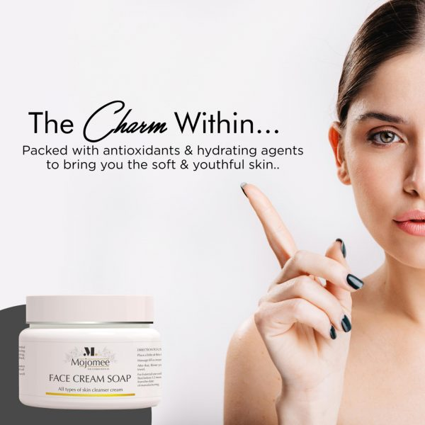 womens face cream soap