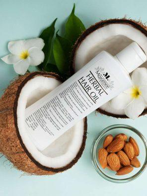 best herbal hair oil