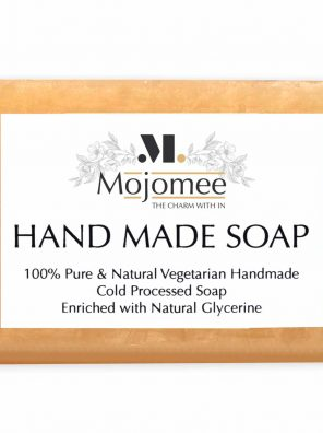 cold processed hand made soap