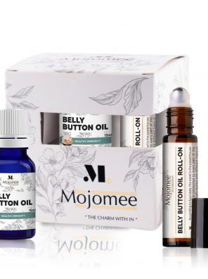 belly button oil